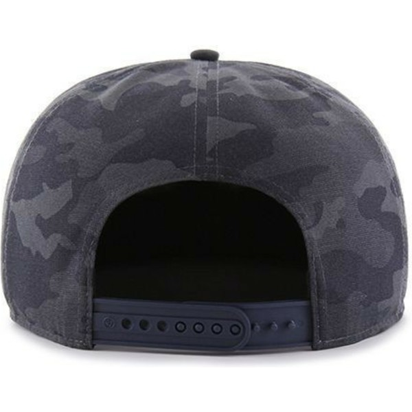 casquette-plate-bleue-marine-camouflage-snapback-new-york-yankees-mlb-captain-dt-47-brand