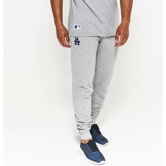 Pantalon long gris Track Pant Los Angeles Dodgers MLB New Era