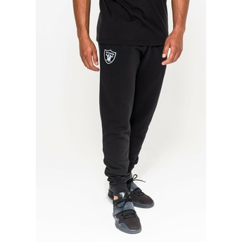 New Era Jogginghose Oakland Raiders NFL schwarz Long Track Pant