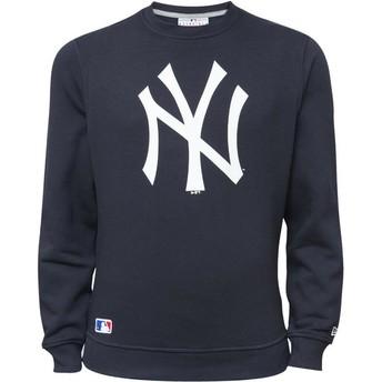 New Era New York Yankees MLB Crew Neck Sweatshirt blau