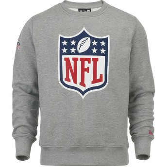 New Era NFL Crew Neck Sweatshirt grau