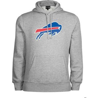 New Era Buffalo Bills NFL Pullover Hoodie Kapuzenpullover Sweatshirt grau