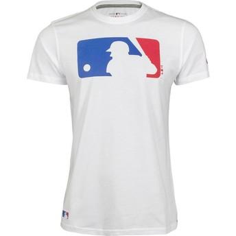 T-shirt à manche courte blanc MLB New Era