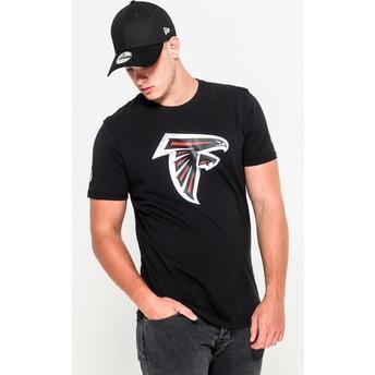 T-shirt à manche courte noir Atlanta Falcons NFL New Era
