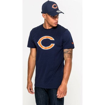 New Era Chicago Bears NFL T-Shirt blau