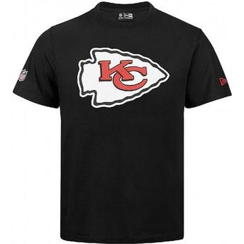 New Era Kansas City Chiefs NFL T-Shirt schwarz