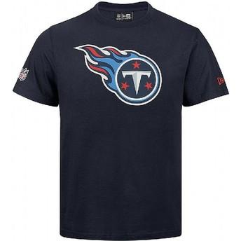 New Era Tennessee Titans NFL T-Shirt blau