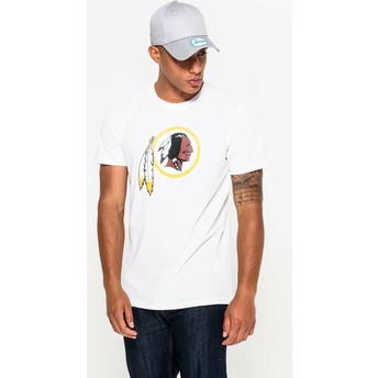 T-shirt à manche courte blanc Washington Redskins NFL New Era