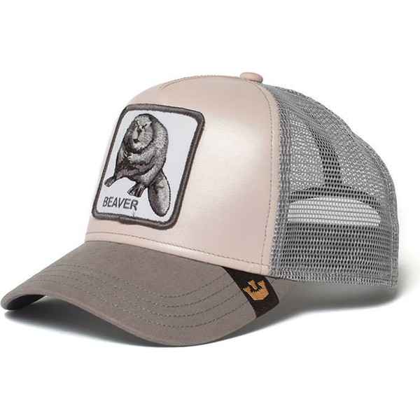 casquette-trucker-rose-castor-dam-it-goorin-bros
