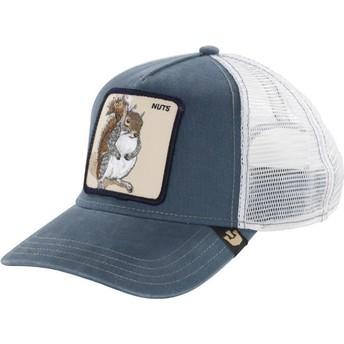 Goorin Bros. Squirrel Nutty Trucker Cap blau