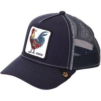 Goorin Bros. Rooster Trucker Cap marineblau