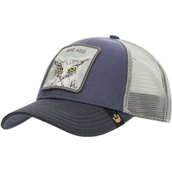Goorin Bros. X the Owl Trucker Cap marineblau
