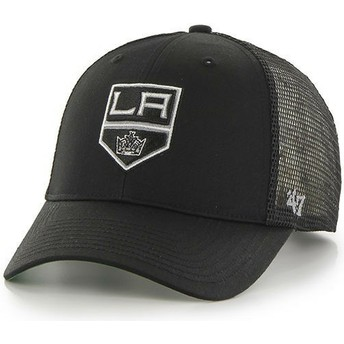 47 Brand Los Angeles Kings NHL MVP Branson Trucker Cap schwarz