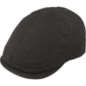 Goorin Bros. Ari Flat Cap schwarz