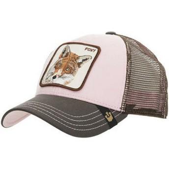 Goorin Bros. Fox Foxy Baby Trucker Cap pink