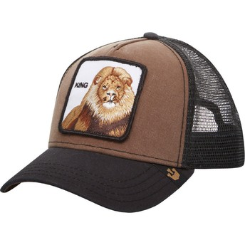 Goorin Bros. King Lion Trucker Cap braun