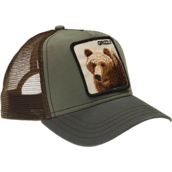 Goorin Bros. Bear Grizz Trucker Cap grün