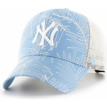 47 Brand New York Yankees MLB MVP Palma HellTrucker Cap blau