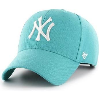 Jigsaw New York Yankees grün 47 Brand Adjustable Cap