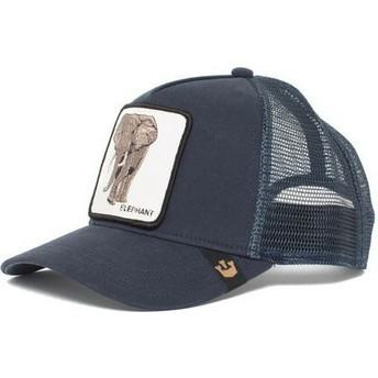 Goorin Bros. Elephant Trucker Cap marineblau