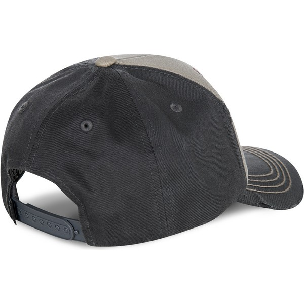casquette-courbee-grise-ajustable-cent-von-dutch