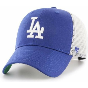 47 Brand Los Angeles Dodgers MLB MVP Branson Trucker Cap blau