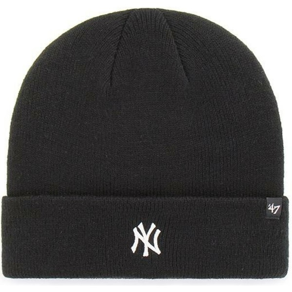 bonnet-noir-new-york-yankees-mlb-cuff-knit-centerfield-47-brand