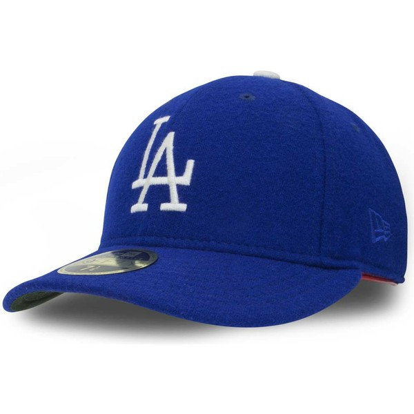 casquette-courbee-bleue-ajustee-59fifty-relocation-los-angeles-dodgers-mlb-new-era