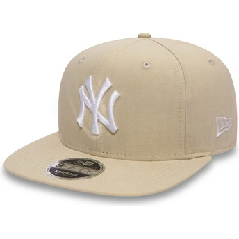 Casquette plate rose snapback 9FIFTY Lightweight Essential New York Yankees MLB New Era