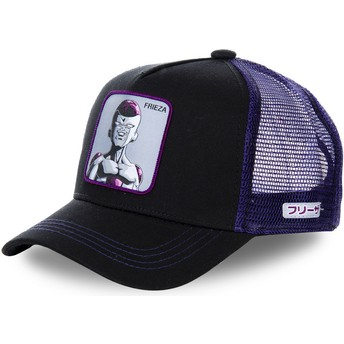Capslab Frieza FREB Dragon Ball Purple Trucker schwarz und Hat