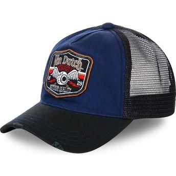 Von Dutch TRUCK03 Trucker Cap blau und schwarz