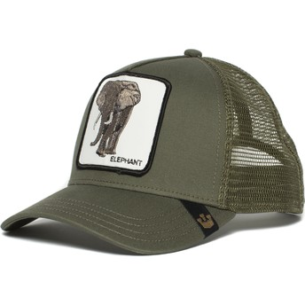Goorin Bros. Elephant Trucker Cap grün
