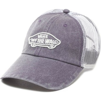 Vans Acer Purple Trucker Cap