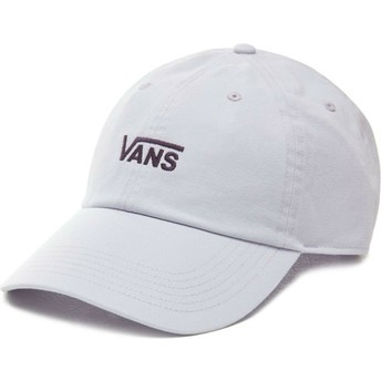 Vans Curved Brim Court Side Purple Adjustable Cap