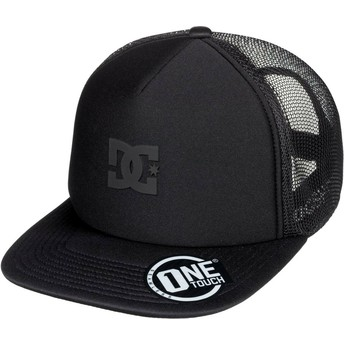 DC Shoes Greet Up Trucker Cap schwarz