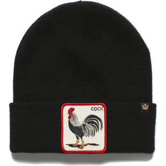 Bonnet noir coq Winter Bird Goorin Bros.