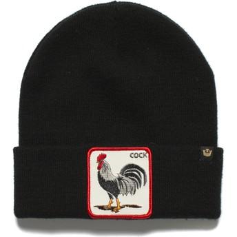 Goorin Bros. Rooster Winter Bird Beanie Mütze schwarz