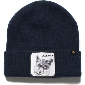 Goorin Bros. Fox Handsome Beanie Mütze marineblau