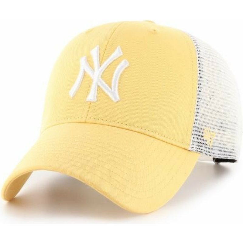 47-brand-mvp-flagship-new-york-yankees-mlb-trucker-cap-gelb