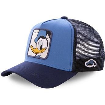Casquette trucker bleue Donald Fauntleroy Duck DUC1 Disney Capslab