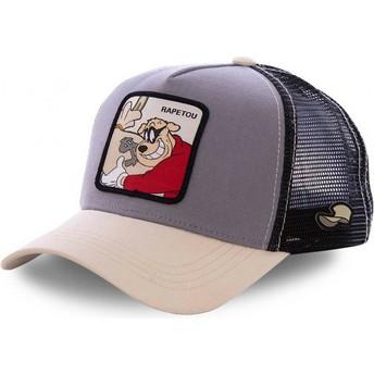 Casquette trucker marron Beagle Boys BEA2 Disney Capslab