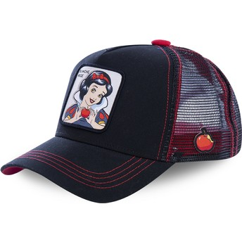 Capslab Schneewittchen SNO1 Disney Trucker Cap schwarz