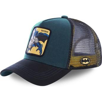 Casquette trucker bleue marine Batman VIN1 DC Comics Capslab