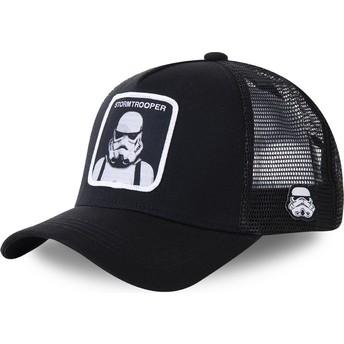 Casquette trucker noire Stormtrooper BA Star Wars Capslab