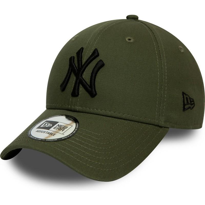 New Era Caps League Essential 9forty New York Yankees Black Black Unica