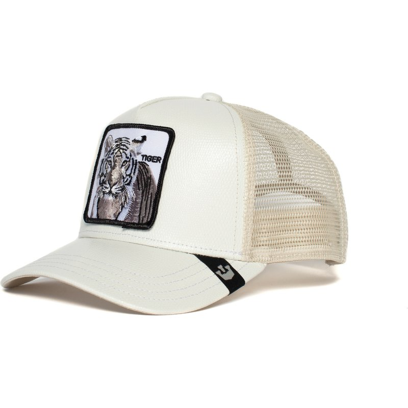 goorin-bros-killer-tiger-white-trucker-hat