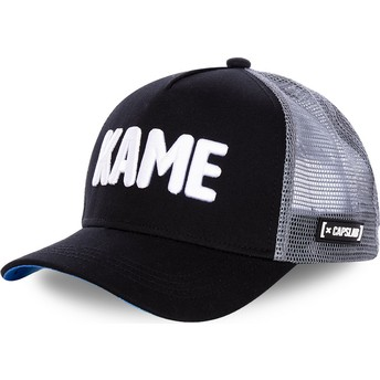 Capslab KAME Dragon Ball Black and Grey Trucker Hat