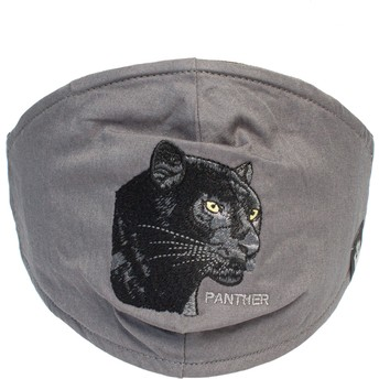Goorin Bros. Black Panther Nine Lives Black Reusable Face Mask