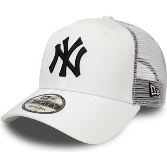 Casquette trucker blanche 9FORTY Summer League New York Yankees MLB New Era