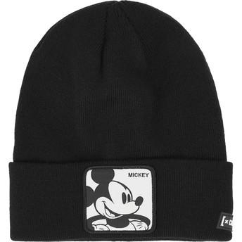 Capslab Mickey Mouse BON MIC2 Disney Black Beanie